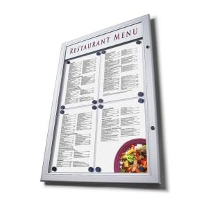 bacheca porta menu