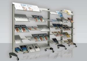 Porta cataloghi per agenzie viaggi
