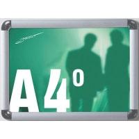 Cornice a scatto A4 profilo 20 mm