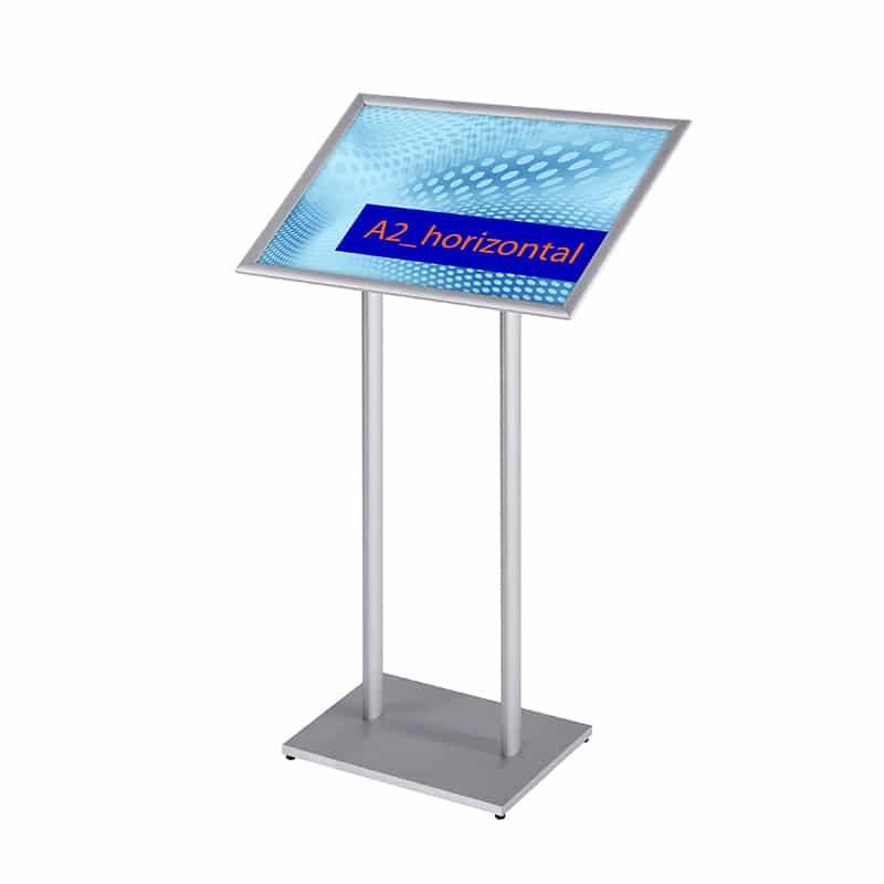 Leggio stand porta menu A2