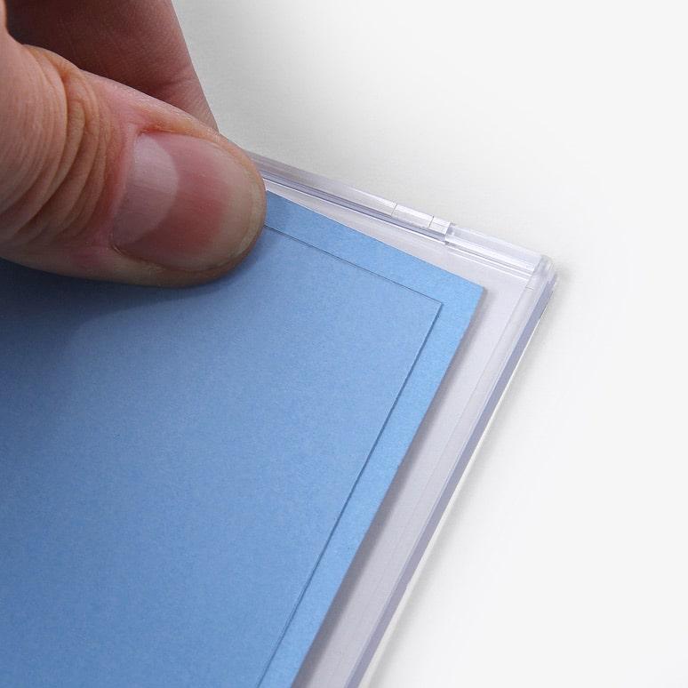 espositore a vetro-dettaglio chiusura