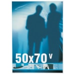 Porta manifesti per vetro 50x70