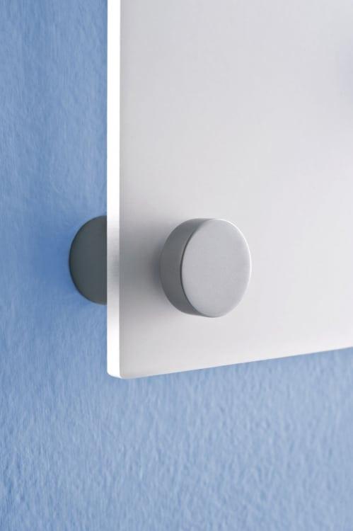 dettaglio distanziale per fissaggio a parete