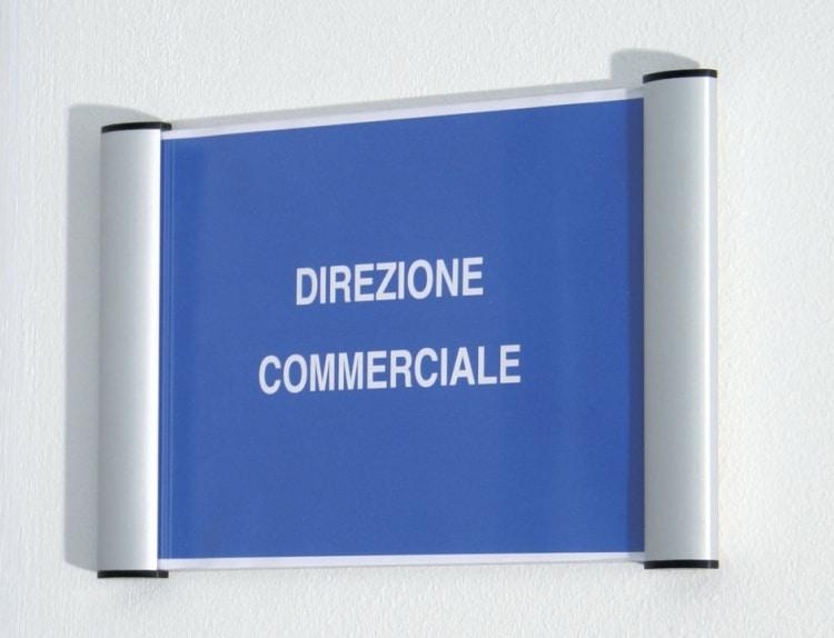 Targhe e cartelli per uffici | Espositori Totem