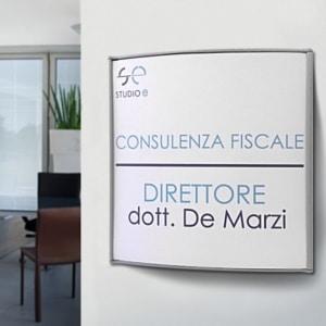 targa-per-ufficio-da-parete
