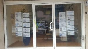 Espositore porta offerte MST economico per agenzie