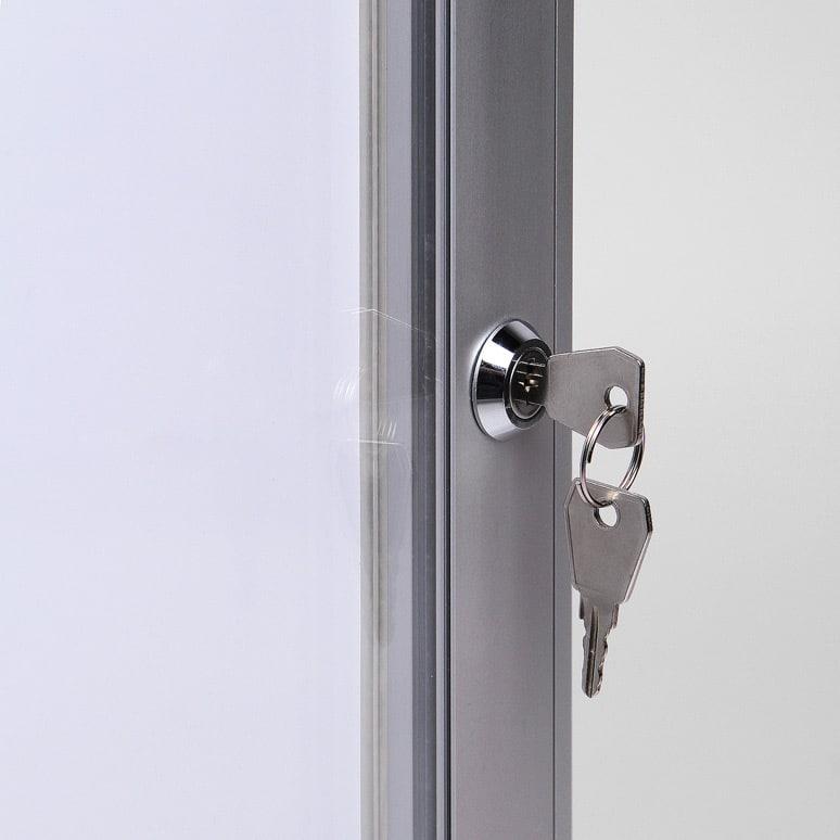 chiusura a chiave