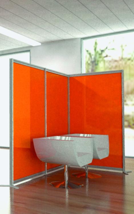 paretina divisoria arancio