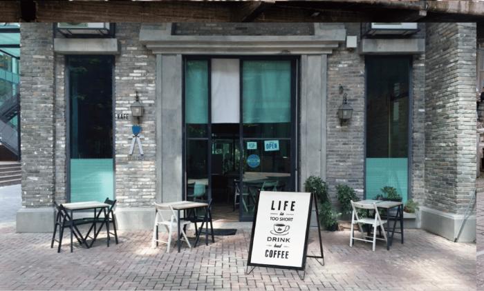cavalletto con maniglia 60x90 cm per ristoranti
