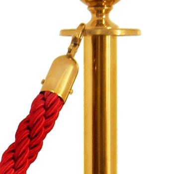 Dettaglio cordone con moschettone