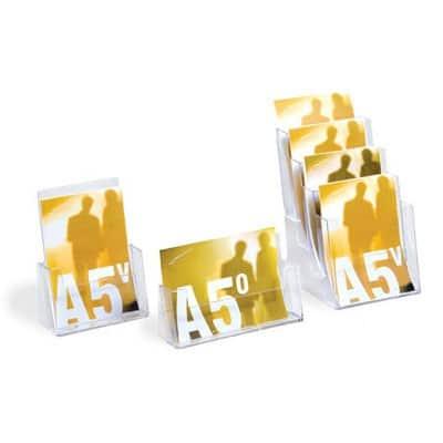 porta depliant A5 in plexiglass_tutti i formati